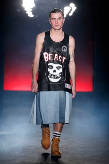 Brain & Beast 080 Barcelona Fashion Fall/Winter 2018-2019