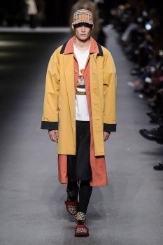 BURBERRY MEN FALL WINTER 2018 LONDON10