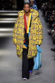 BURBERRY MEN FALL WINTER 2018 LONDON23