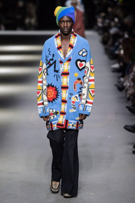 BURBERRY MEN FALL WINTER 2018 LONDON26