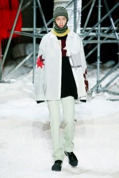 Calvin Klein AW18 NYFW10