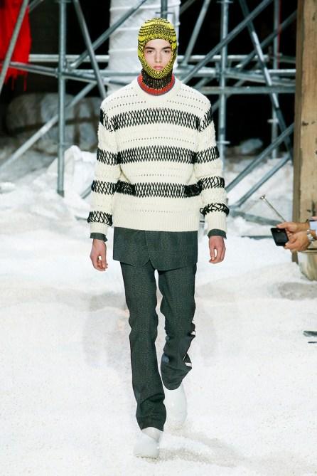 Calvin Klein AW18 NYFW12