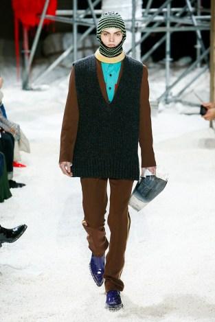 Calvin Klein AW18 NYFW18