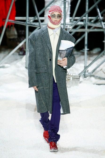 Calvin Klein AW18 NYFW22