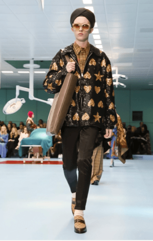 GUCCI MEN & WOMEN FALL WINTER 2018 MILAN19