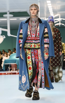 GUCCI MEN & WOMEN FALL WINTER 2018 MILAN27