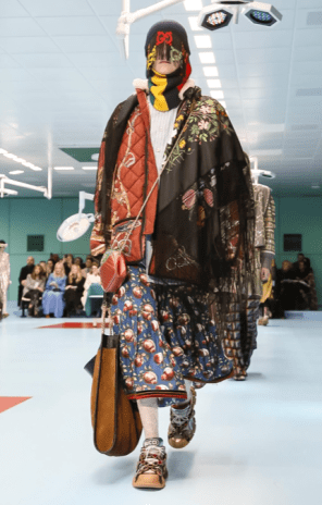 GUCCI MEN & WOMEN FALL WINTER 2018 MILAN5