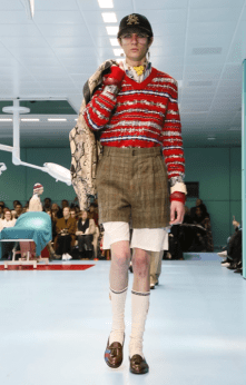 GUCCI MEN & WOMEN FALL WINTER 2018 MILAN8