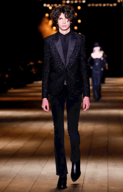 SAINT LAURENT READY TO WEAR FALL WINTER 2018 PARIS12