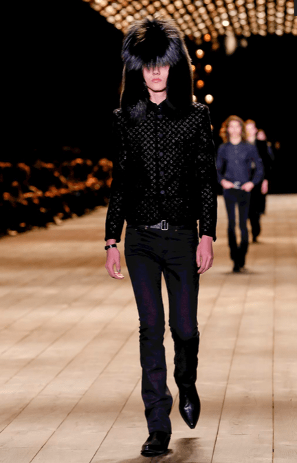 SAINT LAURENT READY TO WEAR FALL WINTER 2018 PARIS8