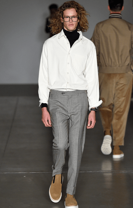 TODD SNYDER MENSWEAR FALL WINTER 2018 NEW YORK26