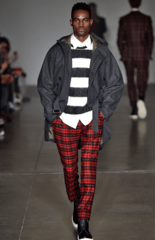 TODD SNYDER MENSWEAR FALL WINTER 2018 NEW YORK28