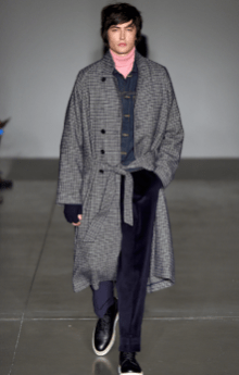 TODD SNYDER MENSWEAR FALL WINTER 2018 NEW YORK30