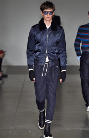 TODD SNYDER MENSWEAR FALL WINTER 2018 NEW YORK32