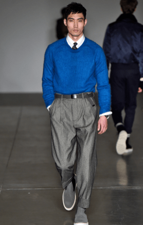 TODD SNYDER MENSWEAR FALL WINTER 2018 NEW YORK33