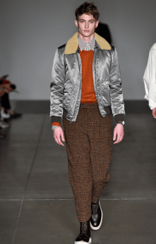 TODD SNYDER MENSWEAR FALL WINTER 2018 NEW YORK38
