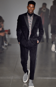 TODD SNYDER MENSWEAR FALL WINTER 2018 NEW YORK41