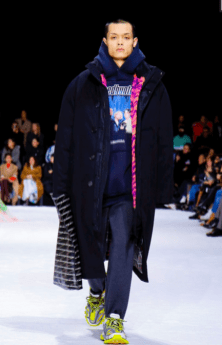 BALENCIAGA READY TO WEAR FALL WINTER 2018 PARIS10
