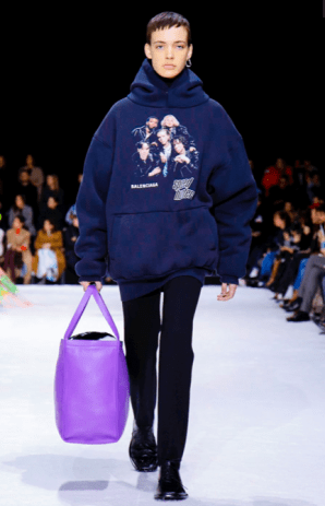 BALENCIAGA READY TO WEAR FALL WINTER 2018 PARIS19