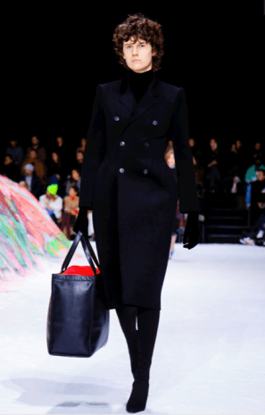 BALENCIAGA READY TO WEAR FALL WINTER 2018 PARIS7