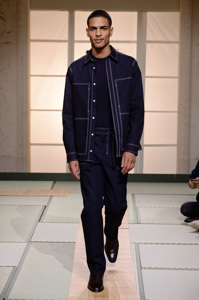 H&M: Runway Menswear Fall:Winter 2018 PFW4
