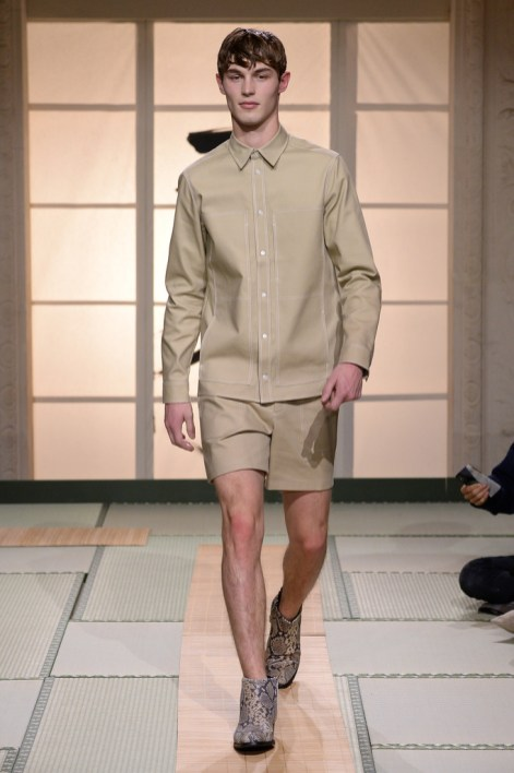 H&M: Runway Menswear Fall:Winter 2018 PFW5