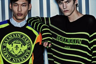 Balmain Men's Resort 2019 Collection31