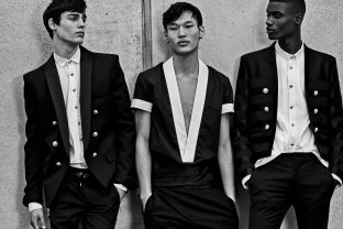 Balmain Men's Resort 2019 Collection51