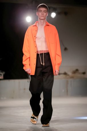 Acne Studios Menswear Spring Summer 2019 Paris11