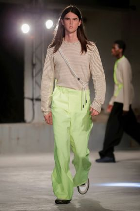 Acne Studios Menswear Spring Summer 2019 Paris17