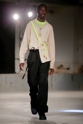 Acne Studios Menswear Spring Summer 2019 Paris18