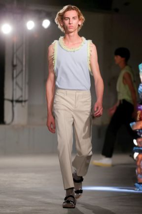 Acne Studios Menswear Spring Summer 2019 Paris19