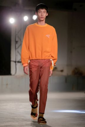 Acne Studios Menswear Spring Summer 2019 Paris23