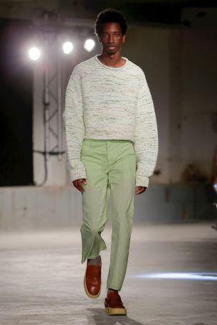 Acne Studios Menswear Spring Summer 2019 Paris24