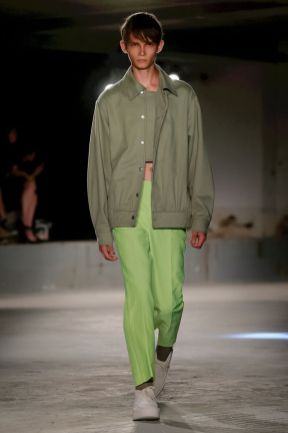 Acne Studios Menswear Spring Summer 2019 Paris26