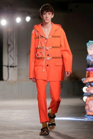 Acne Studios Menswear Spring Summer 2019 Paris27