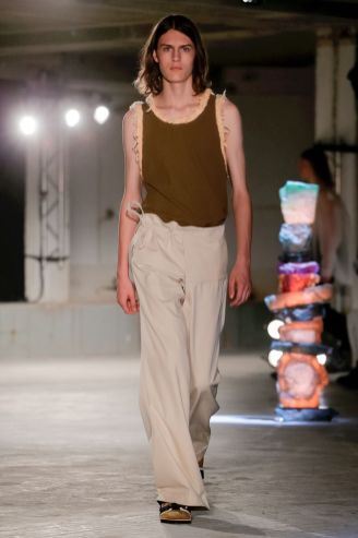 Acne Studios Menswear Spring Summer 2019 Paris37