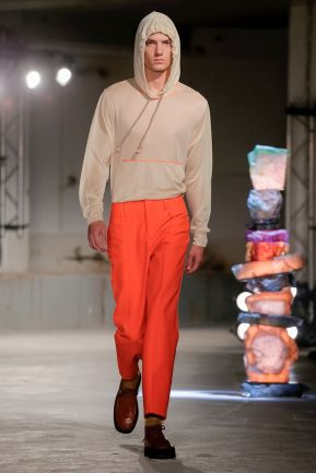 Acne Studios Menswear Spring Summer 2019 Paris8