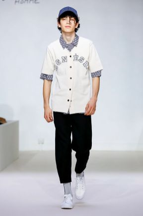 Agnès B Menswear Spring Summer 2019 Paris24