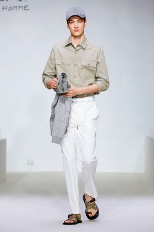 Agnès B Menswear Spring Summer 2019 Paris31