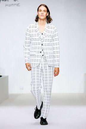 Agnès B Menswear Spring Summer 2019 Paris4