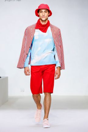 Agnès B Menswear Spring Summer 2019 Paris5