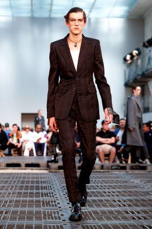Alexander McQueen Menswear Spring Summer 2019 Paris13