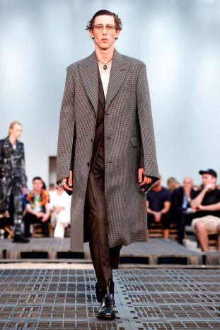 Alexander McQueen Menswear Spring Summer 2019 Paris16