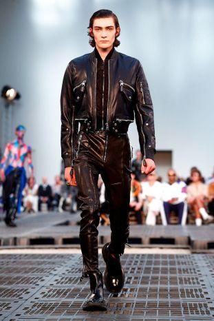 Alexander McQueen Menswear Spring Summer 2019 Paris18