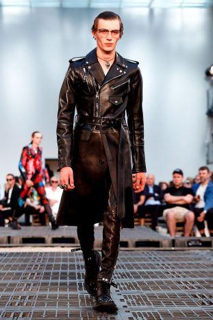 Alexander McQueen Menswear Spring Summer 2019 Paris19