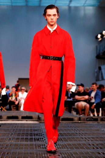 Alexander McQueen Menswear Spring Summer 2019 Paris24