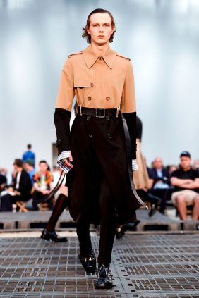 Alexander McQueen Menswear Spring Summer 2019 Paris9