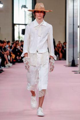 Ann Demeulemeester Menswear Spring Summer 2019 Paris17