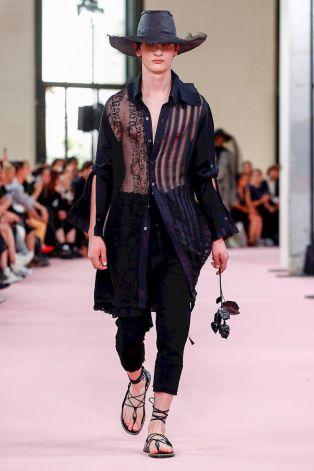 Ann Demeulemeester Menswear Spring Summer 2019 Paris40